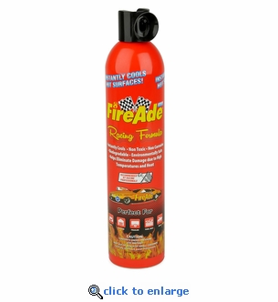 22 oz FireAde Racing Formula Fire Suppression Unit - Liquid Foam Wetting Agent