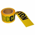 300' Yellow Caution Tape