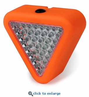 39 LED Safety and Work Light - 3 Light Modes