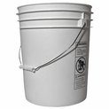 5-Gallon Bucket - FDA Food Storage Rated - 75 mil Plastic