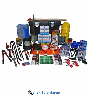 5-Person Search & Rescue Container Kit