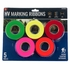 5 Piece Flagging Tape Trail Marking Ribbon Neon Colors 200 Ft x 1