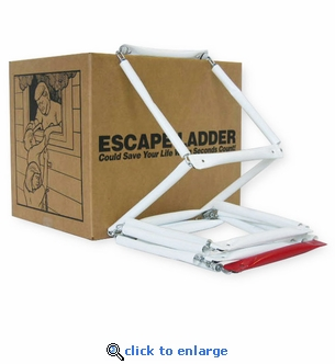 50 Ft ResQLadder Fire Escape Ladder