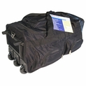 50-Person Trauma Kit 801-Pieces w/ Rolling Duffle