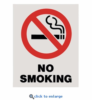 No Smoking Sign - 8