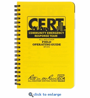 All-Weather C.E.R.T. Field Operating Guide