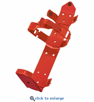 Heavy Duty 5 lb. Extinguisher Bracket - Vehicle or Boat - Amerex 861H