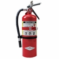 5 lb. ABC Fire Extinguisher - Amerex B500T - with Vehicle Bracket
