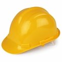 ANSI Hardhat with 4-Point Ratchet Suspension - 5 Colors