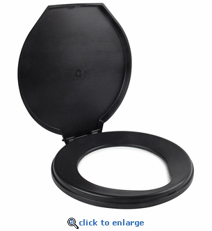 Bucket Lid Toilet Seat