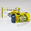 Case of 50 Mayday Ready Lights Flashlights - Hand Squeeze Power