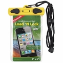 "Coghlan's Load 'N Lock Waterproof Cell Phone Pouch 4"" x 6"""