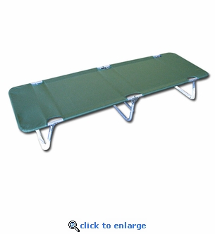 Deluxe Cot Emergency Shelter or Camp