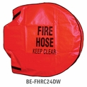 Double Wide Fire Hose Reel Cover - FHRC24DW