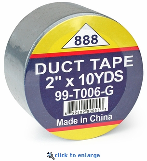 Duct Tape 2'' x 10 yds.