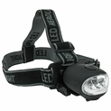 Dynamo 3-LED Headlamp Flashlight