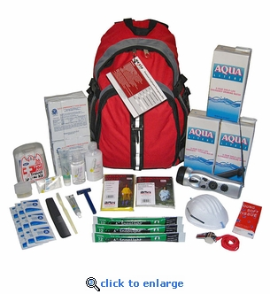 Earthquake Zone 3-Day Staff Power Kit