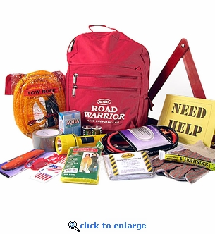 Economy Road Warrior - Auto Emergency Kit