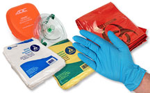 Bio-Hazard Protection & Clean-Up Supplies