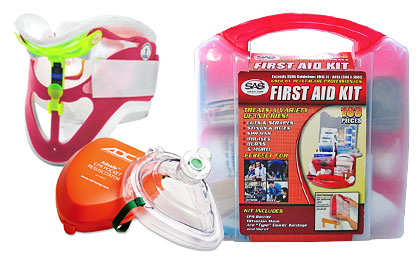 Emergency First Aid Kits & EMS Supplies