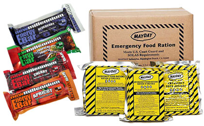 Emergency food bars survival food rations emergency food for Food bar emergency
