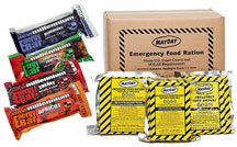 Emergency Food Bars - High Calorie Rations