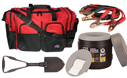 Emergency Tools & Supplies