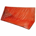 Emergency Tube Tent - with 25 Ft. Nylon Rope