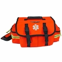 Kemp EMT First Responder Medical Bag Orange