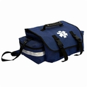 EMT First Responder Medical Bag - Navy Blue