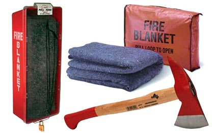 Fire Evacuation Supplies & Tools