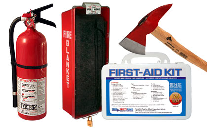 Fire Safety & EMS