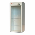 FireTech FT916 Surface Mount Metal Fire Extinguisher Cabinet - 5 lb.