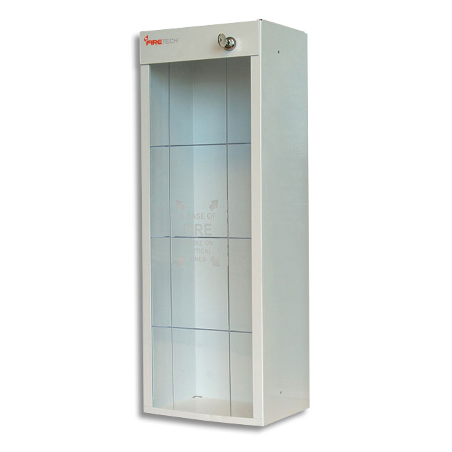 FireTech FT926 Surface Mount Metal Fire Extinguisher Cabinet   10 Lb.   Fire  Extinguisher Cabinets Covers