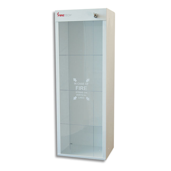 FireTech FT936 Surface Mount Metal Fire Extinguisher Cabinet   20 Lb.   Fire  Extinguisher Cabinets Covers