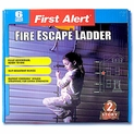 First Alert Fire Escape Ladder 2 story - 14'