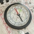 Folding Map Compass With Sighting Mirror