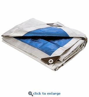 Heavy Duty All-Purpose Tarp 10' x 12'