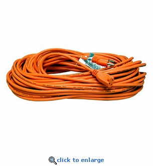 Industrial Extension Cord 25' 14-Gauge