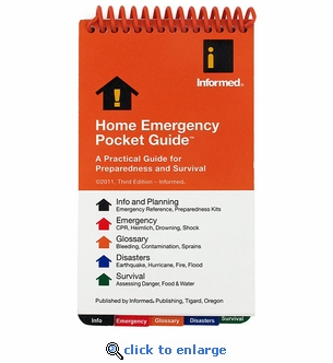 InforMed Home Emergency Pocket Guide