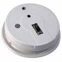 Kidde Wire-in Ionization Smoke Alarm with Exit Light Model - I12080