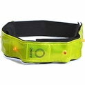 MAXSA Innovations Reflective Safety Band w/ 4 LED Light