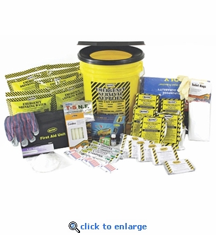 Mayday Deluxe Office Emergency Kit - 5 Person