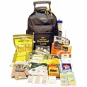 Mayday Roll and Go Survival Kit on Wheels - Two Persons