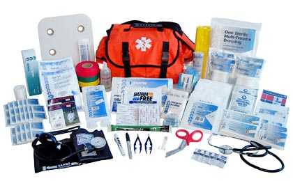 Medical trauma kits emergency first aid kits ems supplies medical trauma kits publicscrutiny Choice Image