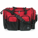 Medium Red Duffle Bag - 22'' x 13'' x 12''