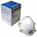N95 Cone Molded Respirators - Box of 20