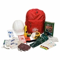 One Person Search & Rescue Back Pack Kit
