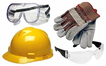 Head, Hand & Eye Protection