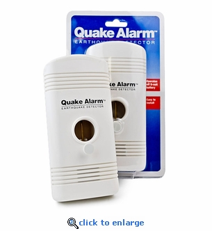 Quake Alarm - Earthquake Warning Device
